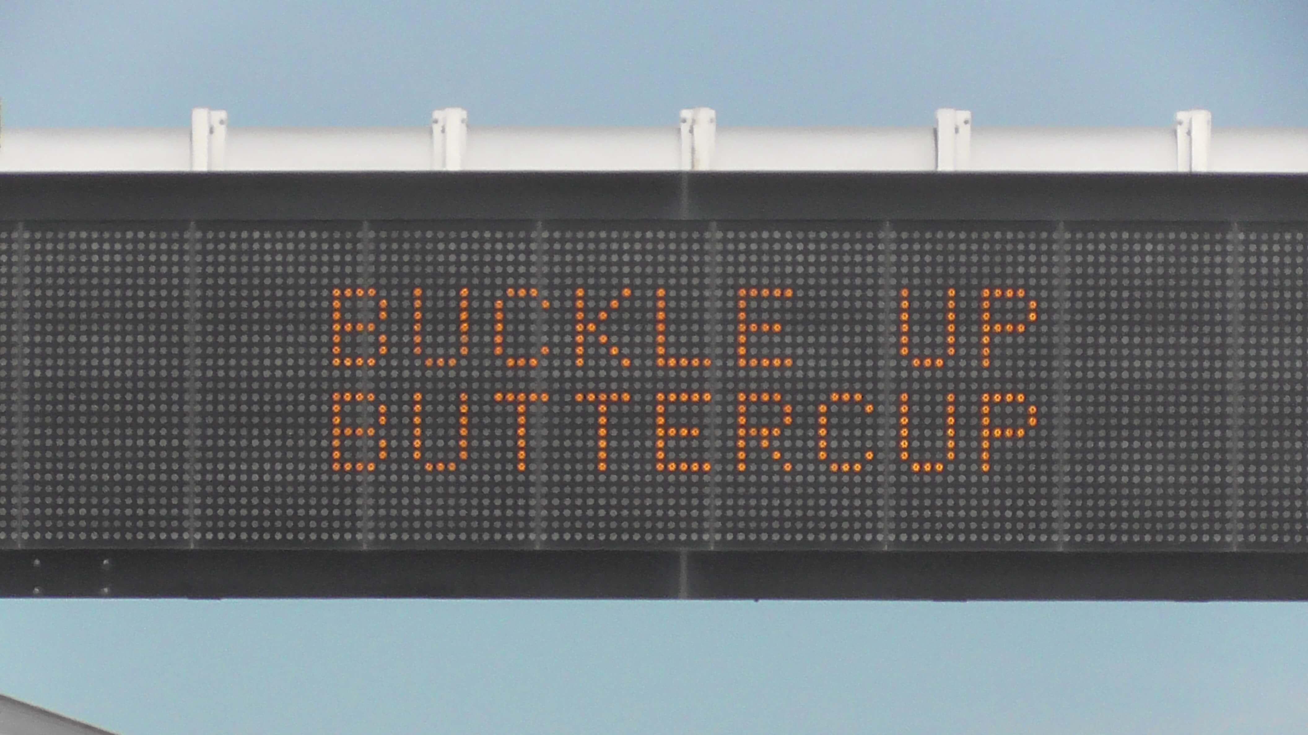 Wyoming Traffic Sign