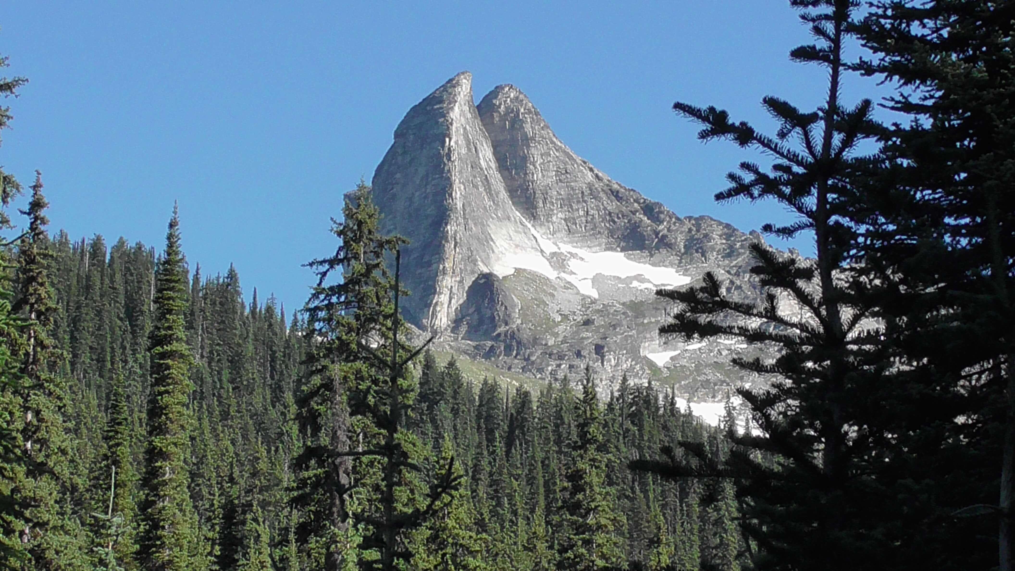 Mount Gimli, Valhalla Provincial Park, British Columbia