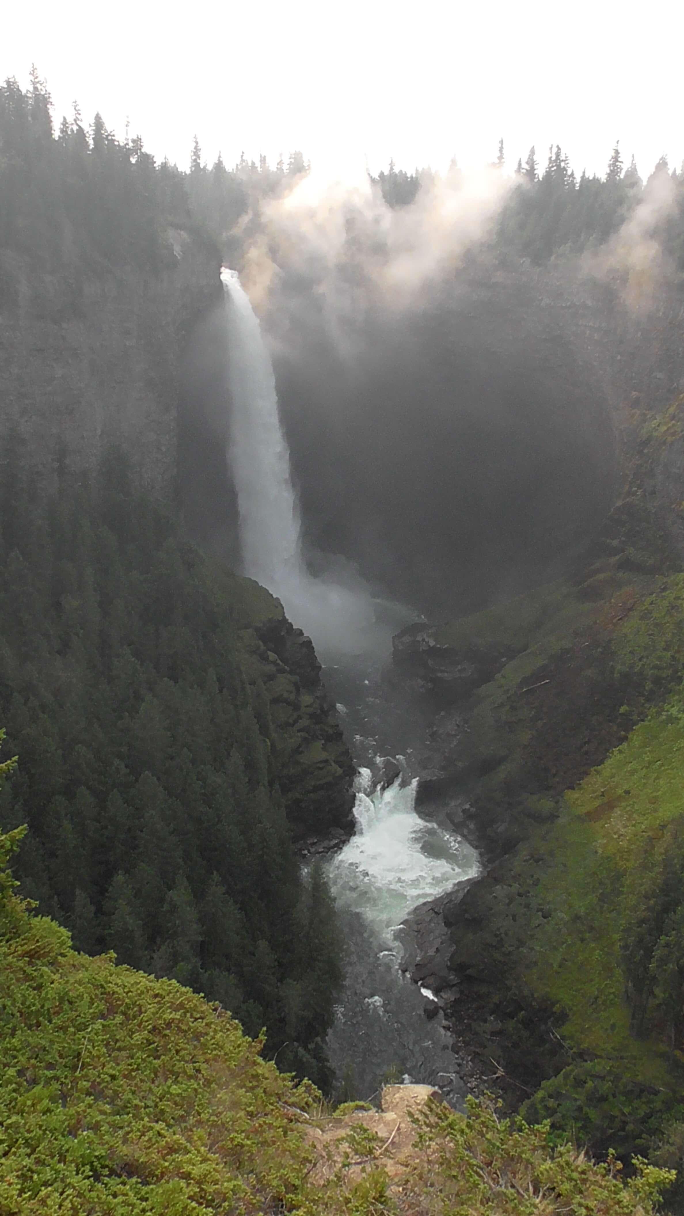 Helmcken Falls, Wells Gray Provincial Park, BC