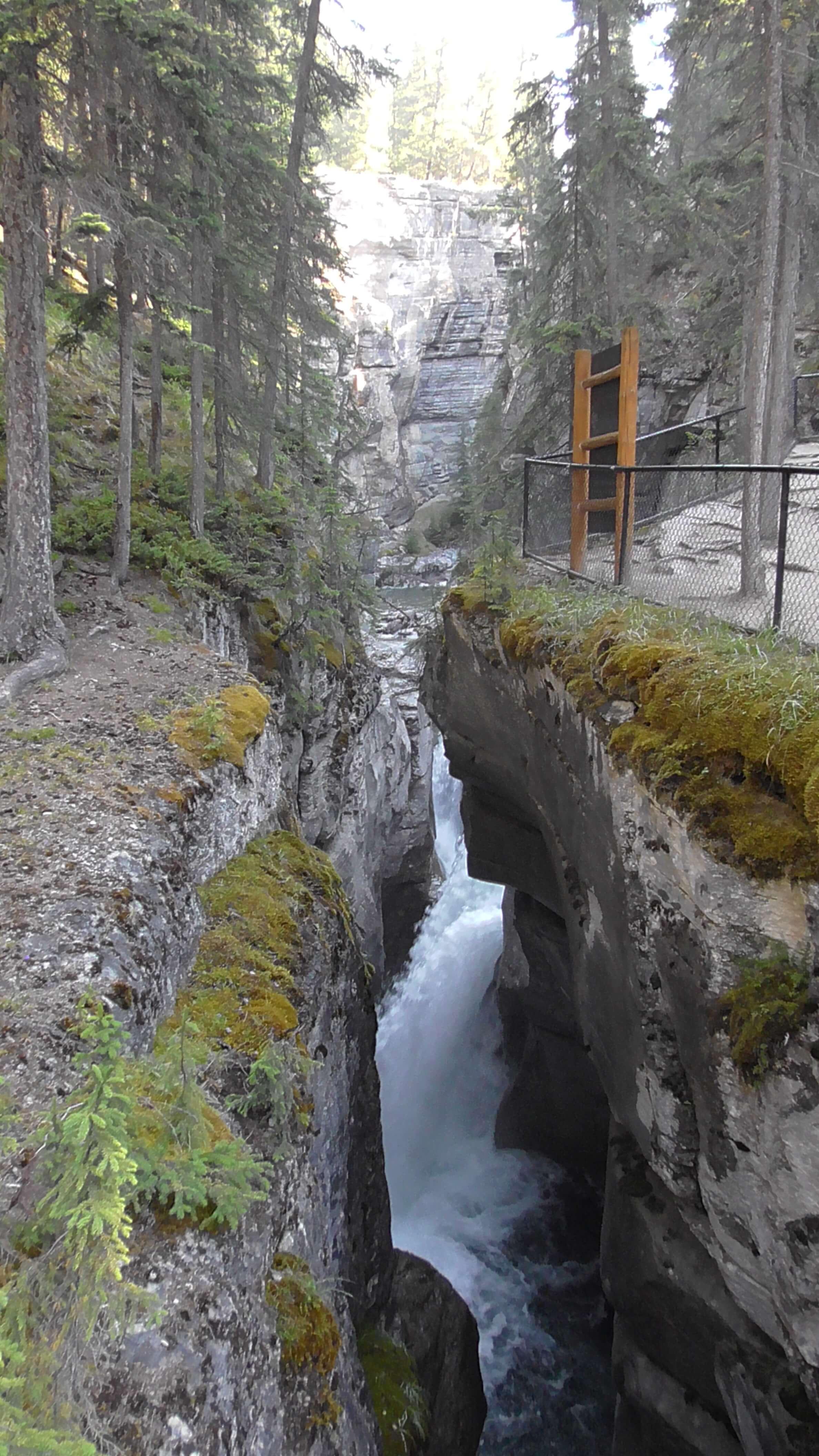 Maligne Canyon, Jasper National Park, Alberta