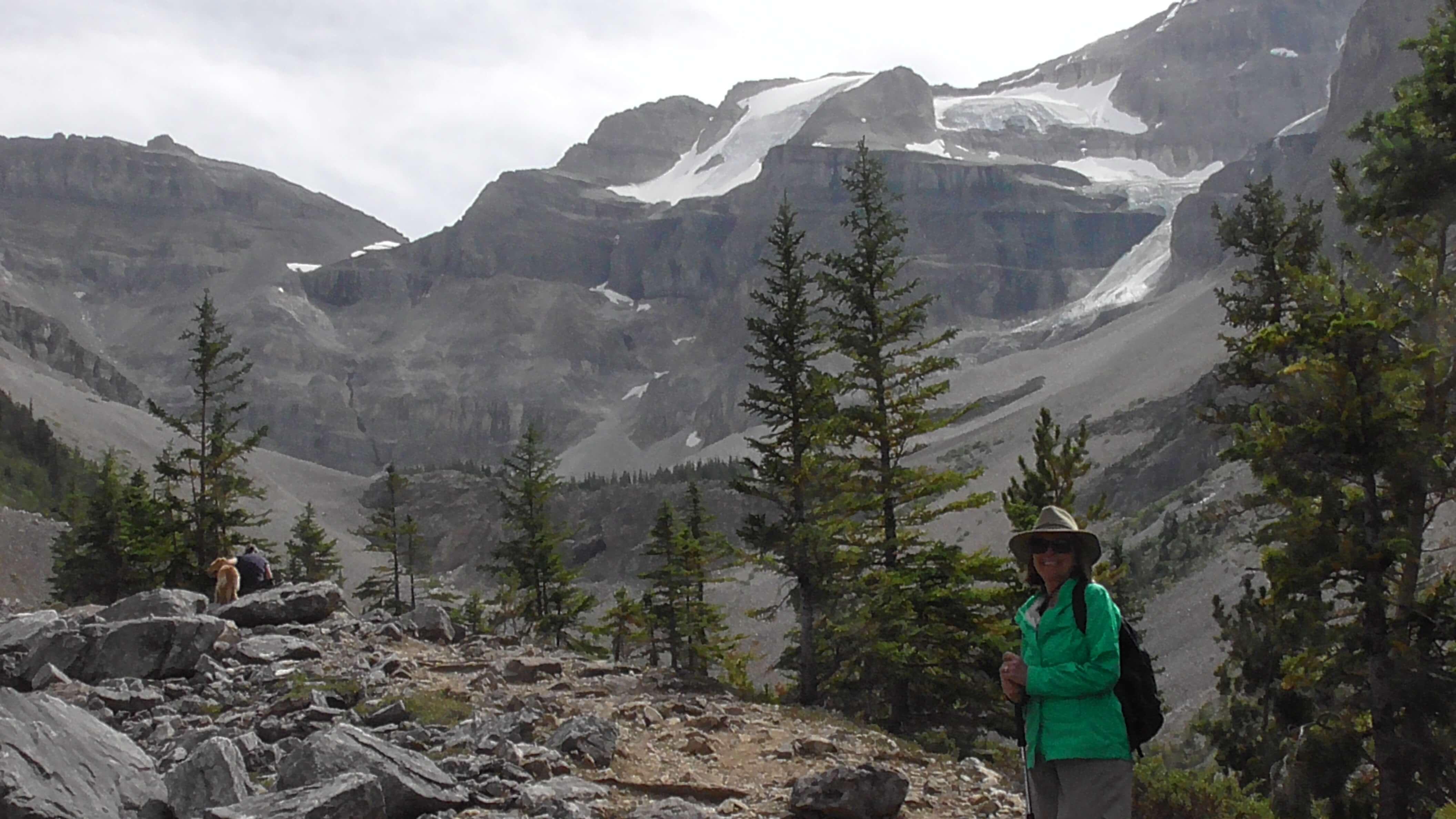 Stanley Glacier, Kootenay National Park, British Columbia