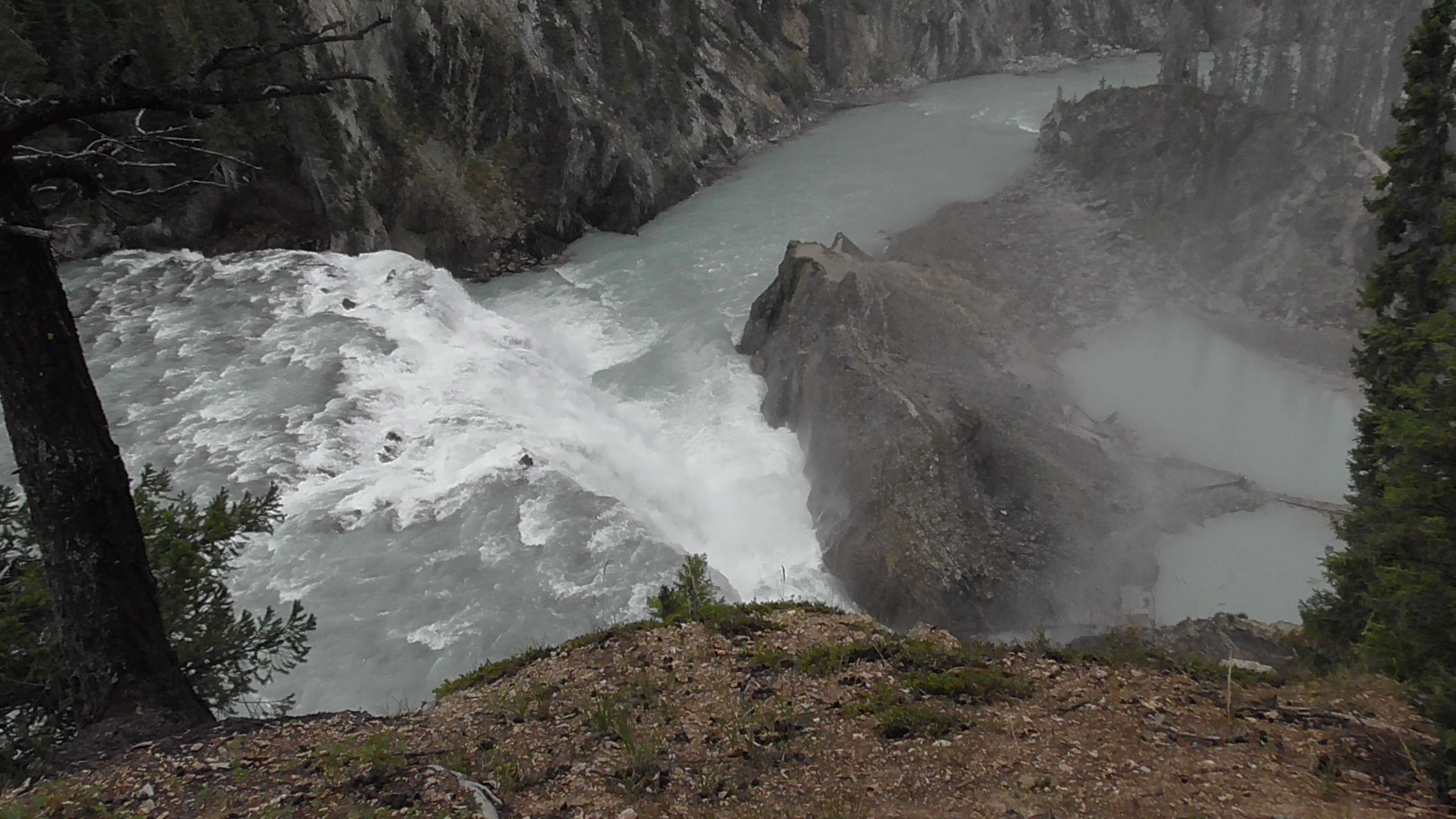 Wapta Falls, Yoho National Park, British Columbia