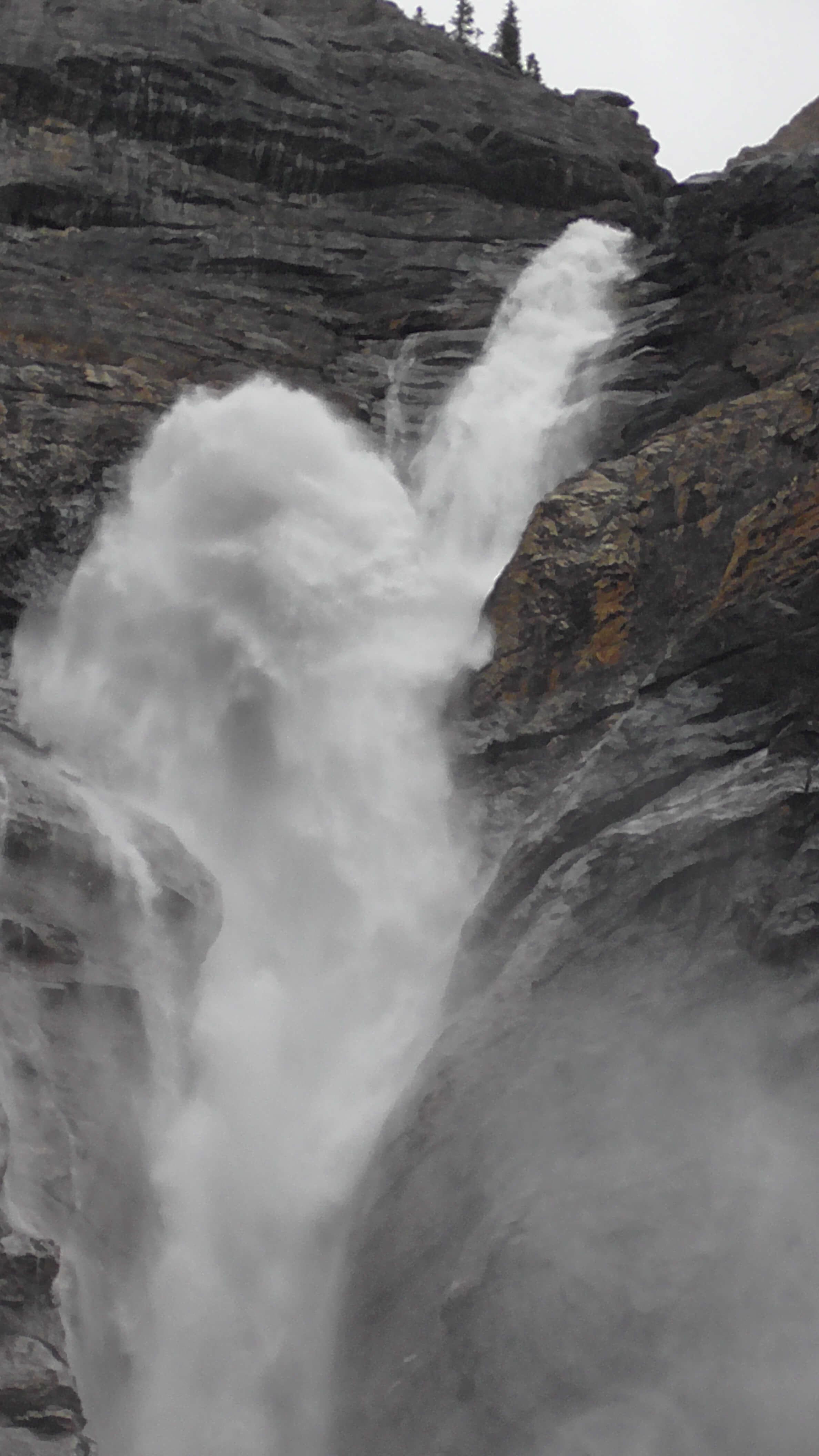 Takakkaw Falls, Yoho National Park, British Columbia