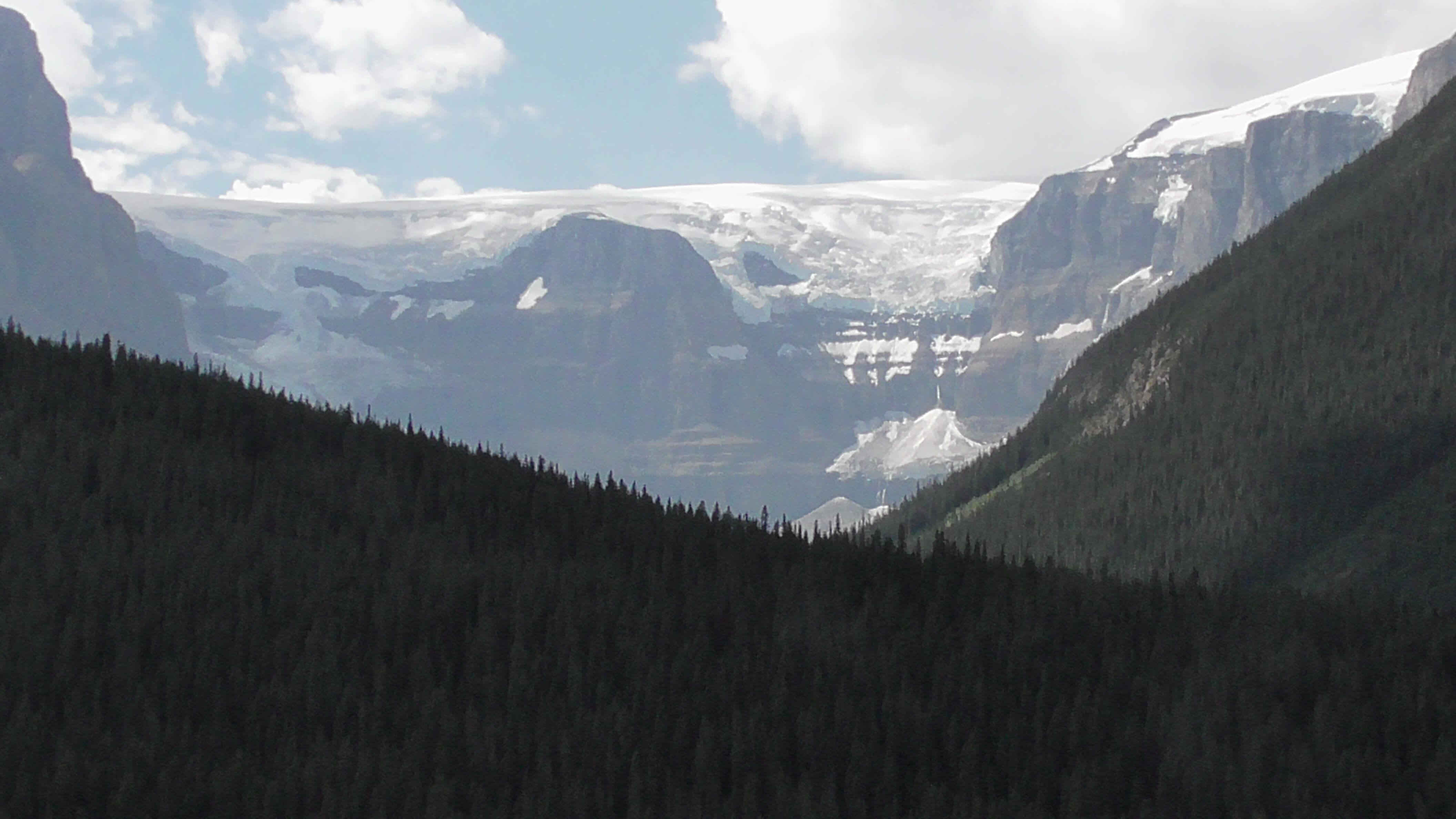 Stutfield Glacier, Jasper National Park, Alberta
