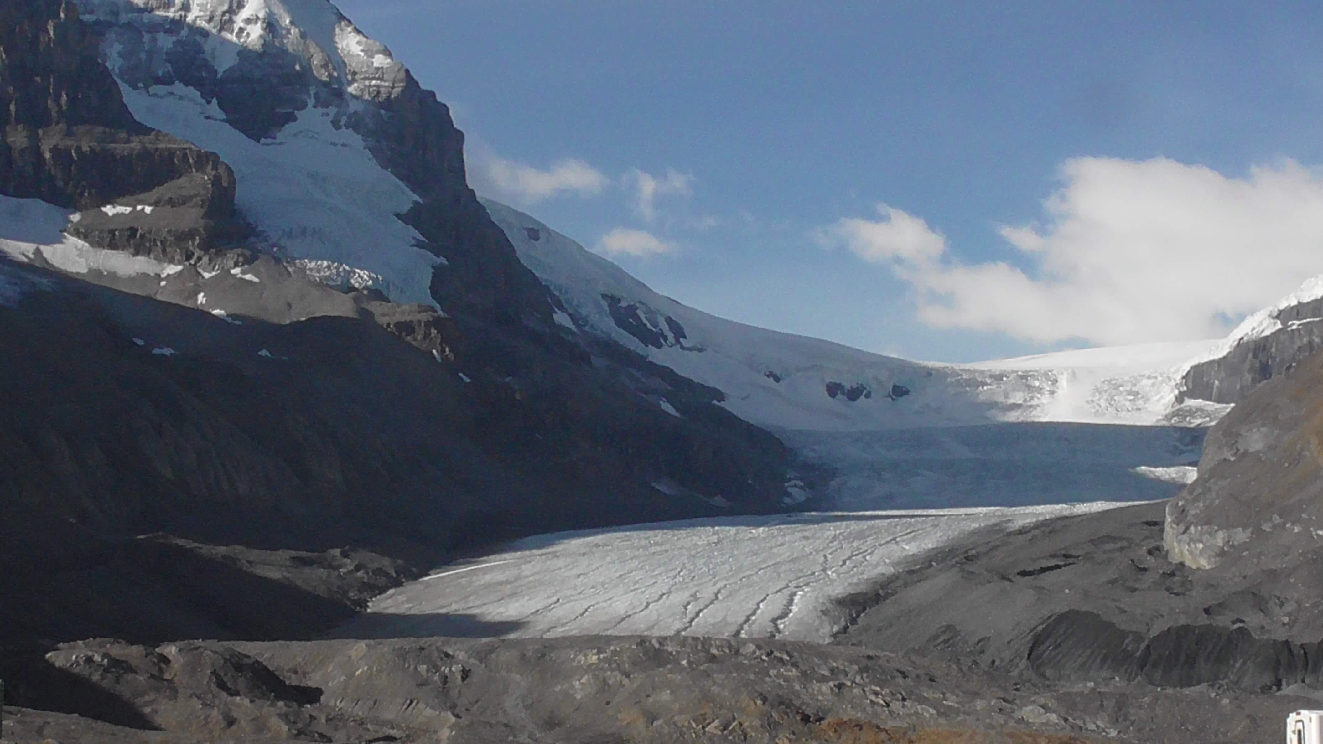 Athabasca Glacier, Jasper National Park, Alberta