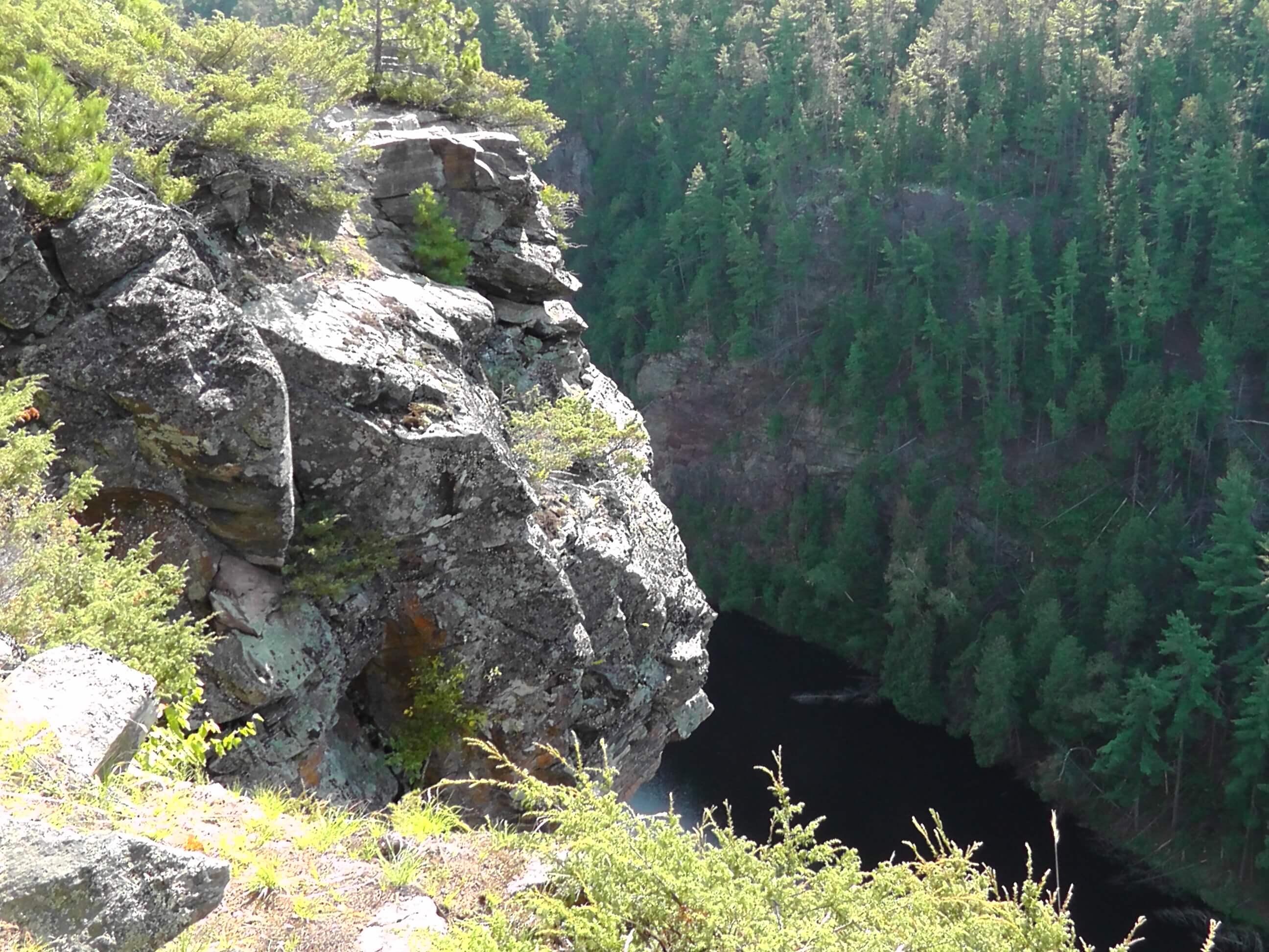 Barron Canyon, Algonquin Provincial Park, Eastern Ontario