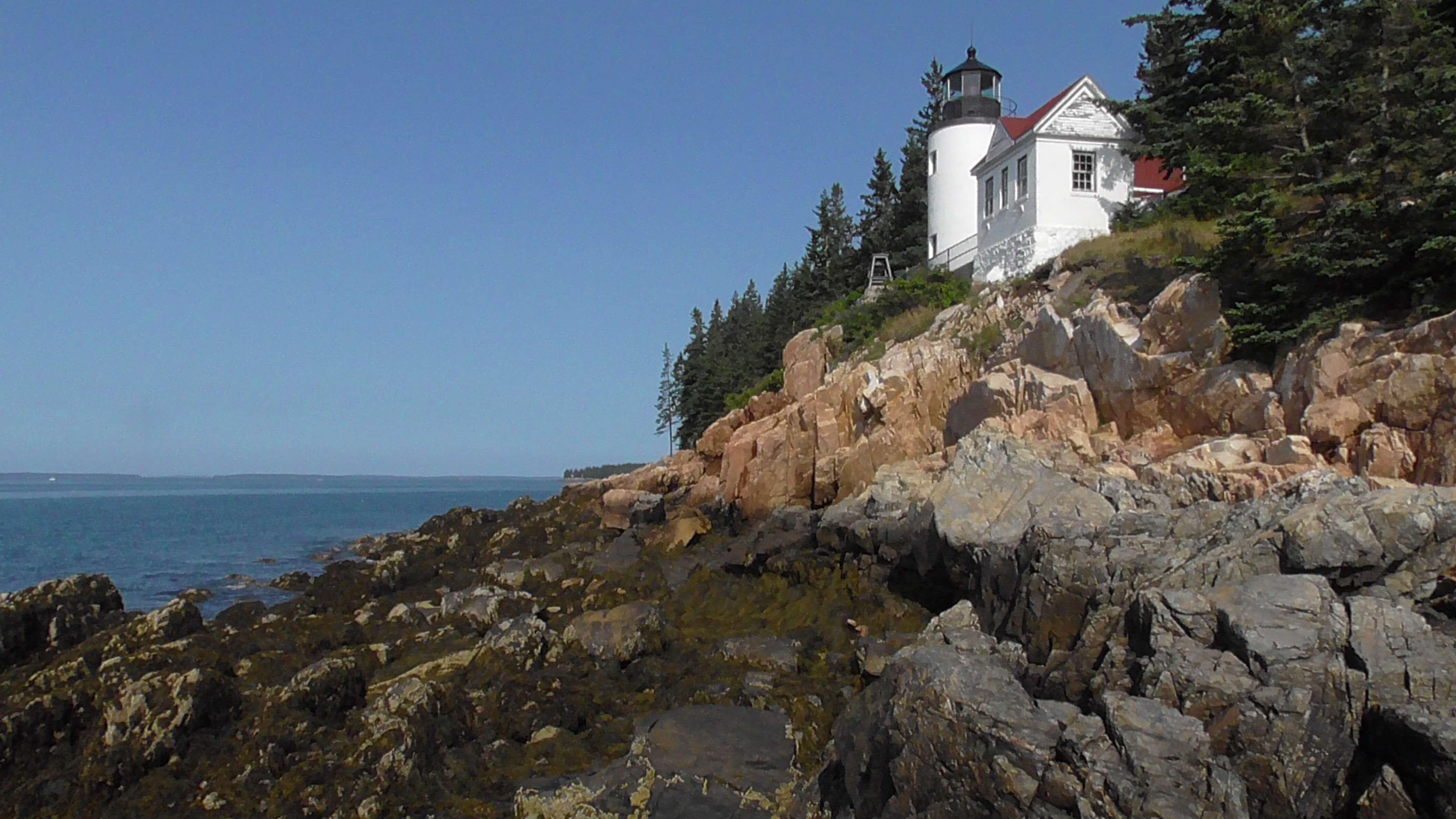 Bass Harbor Light Station, Acadia National Park, Maine