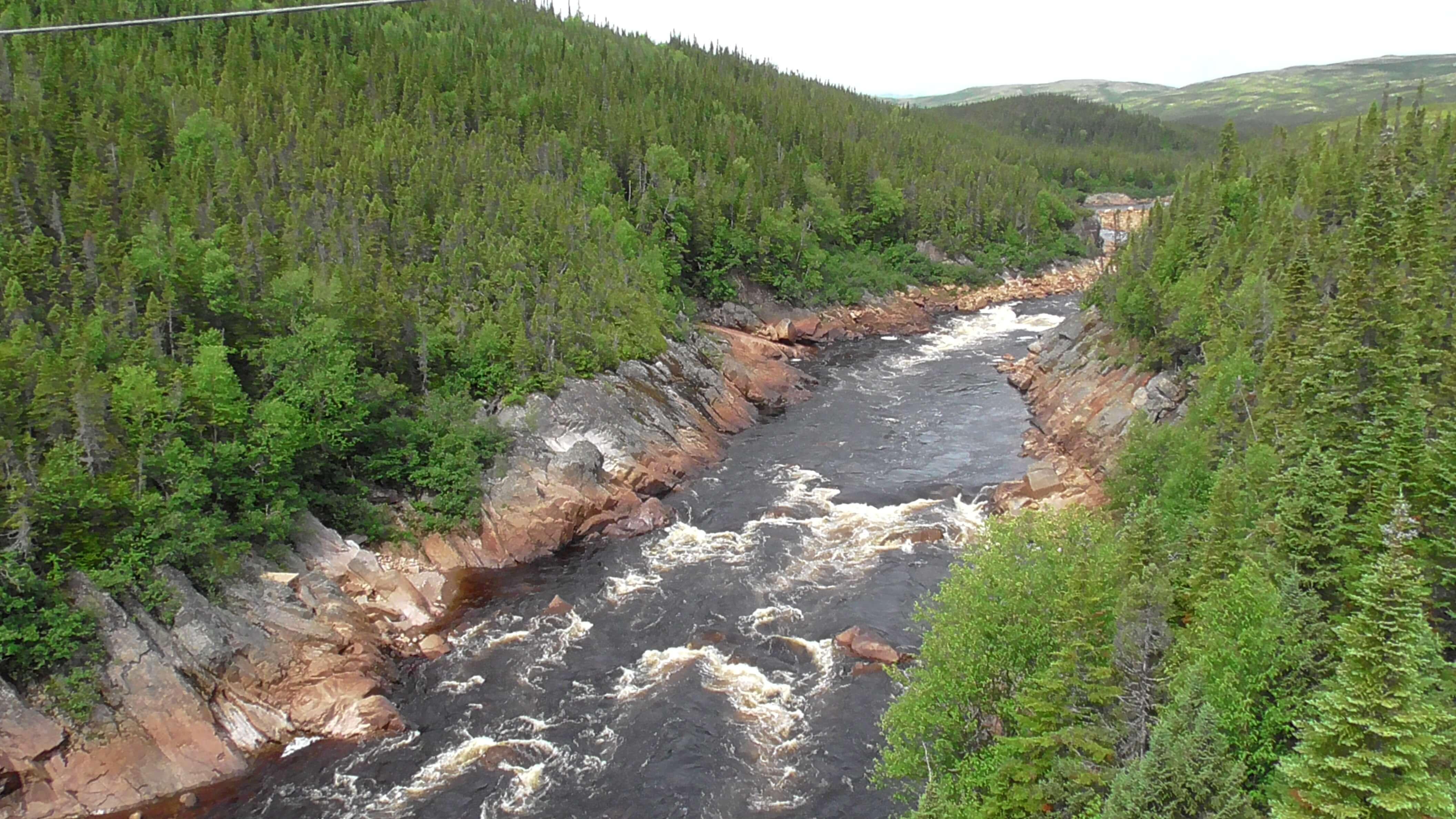 Pinware River, Labrador