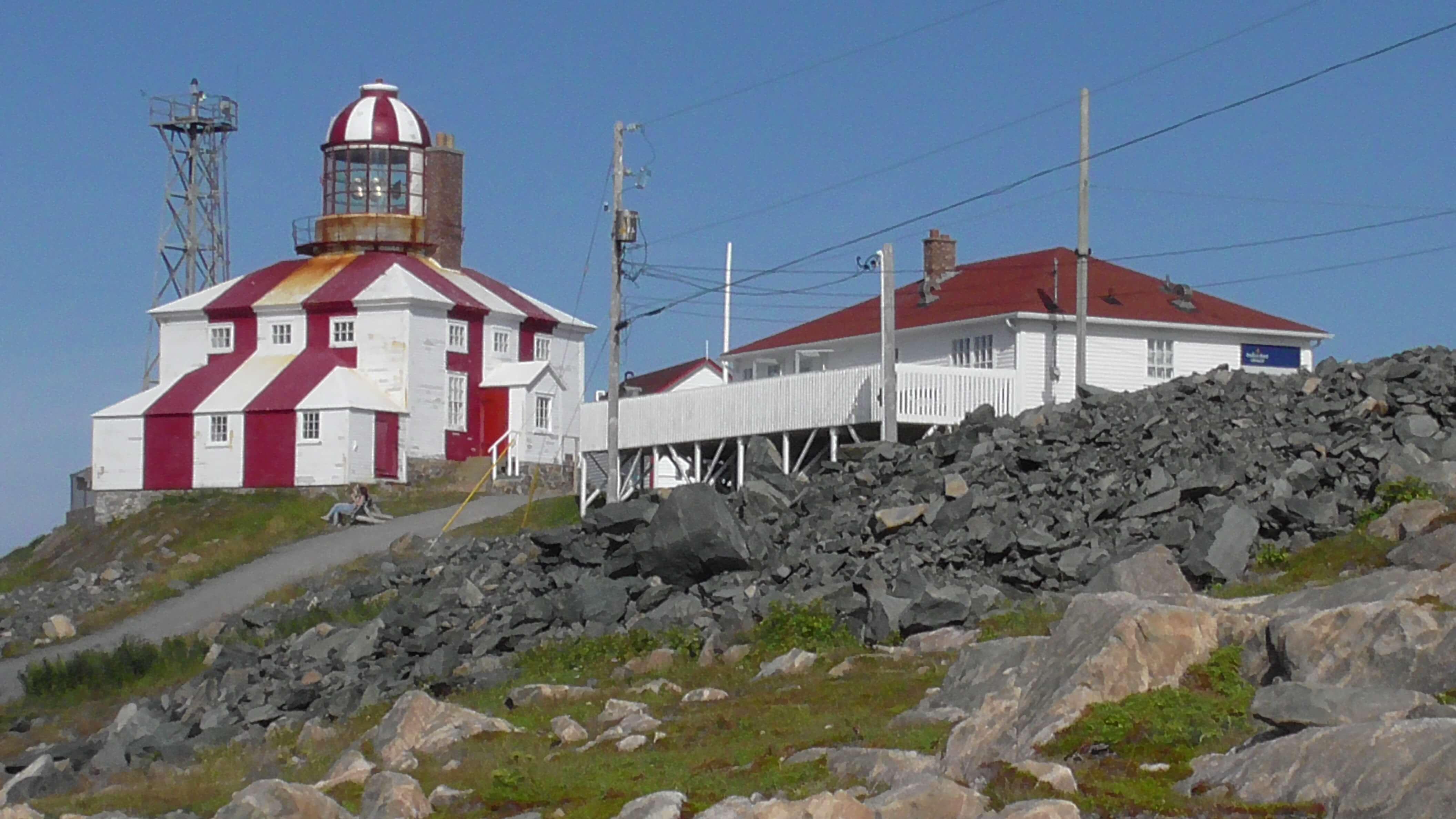 Cape Bonavista Lighthouse, Bonavista, Newfoundland