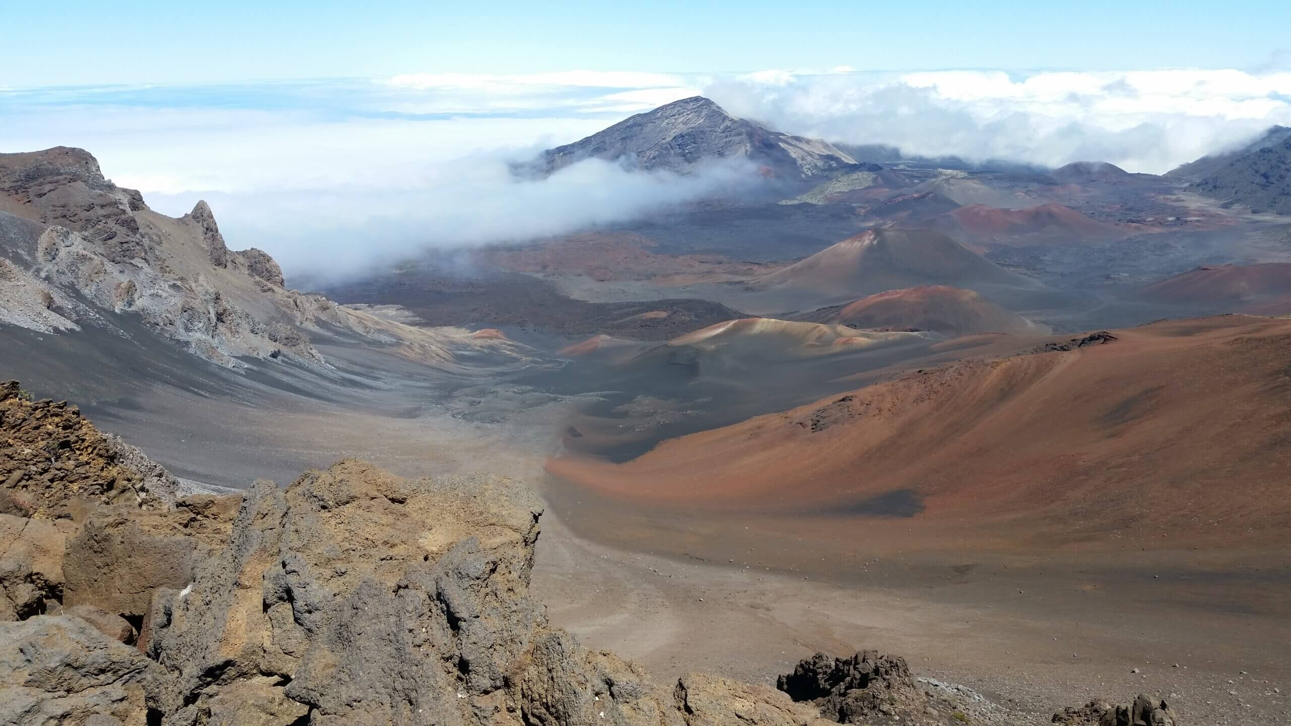 Haleakala National Park, Maui