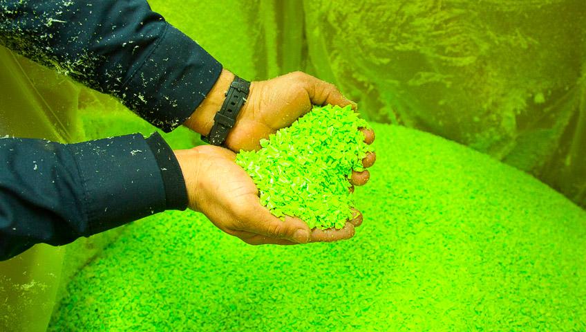 Recycling Program Five Star Fabricating