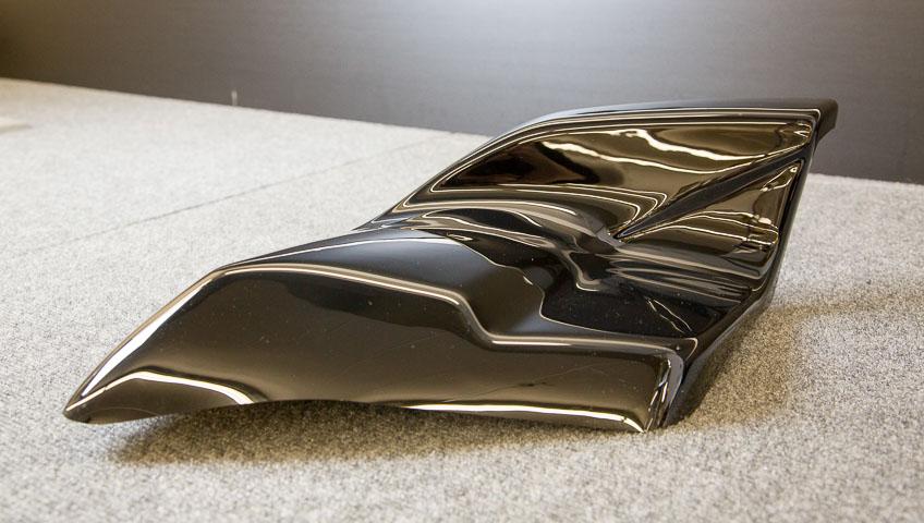 Thermoformed Plastic Body Panel