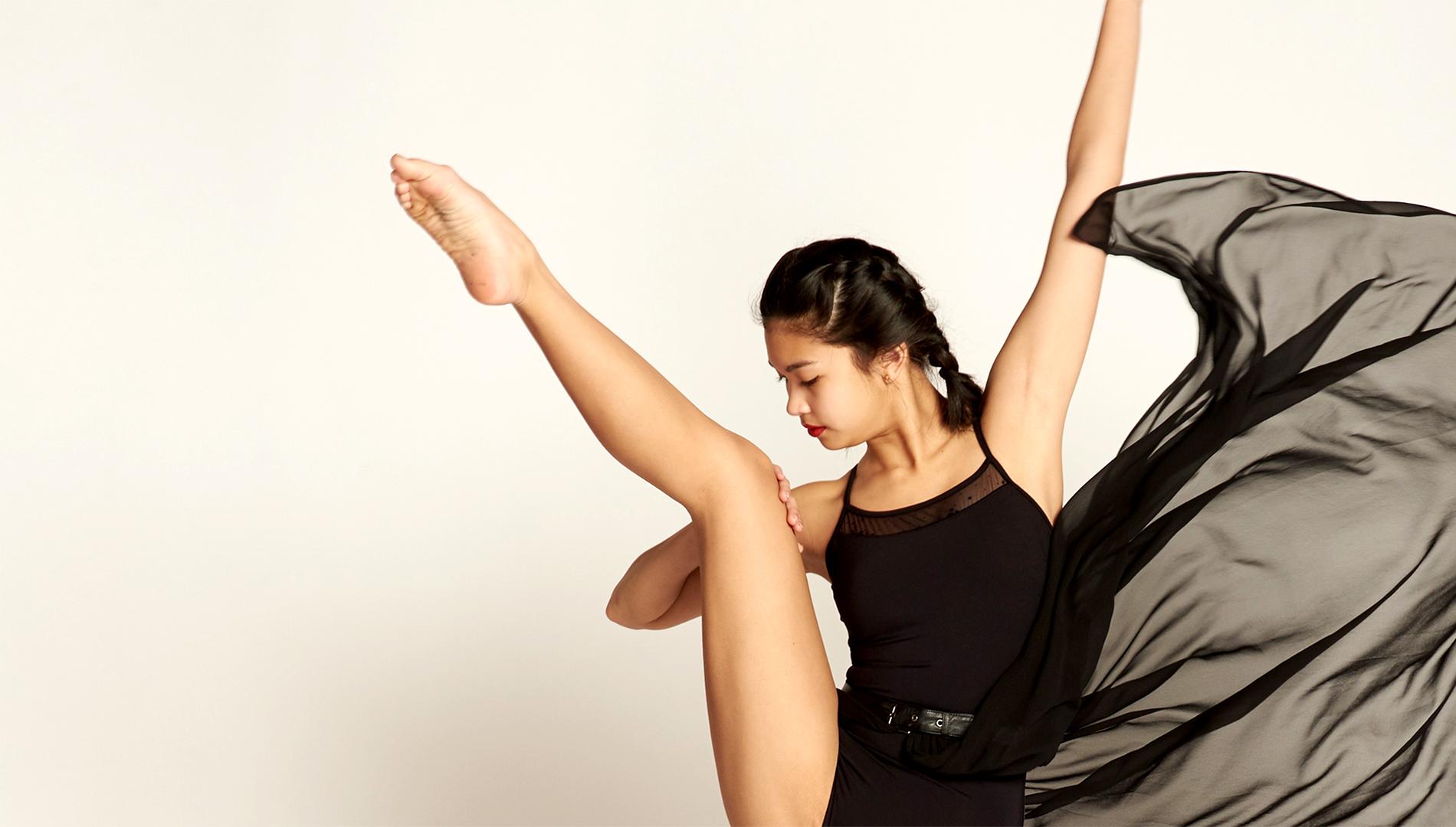 Contemporary Dancer, dance lessons