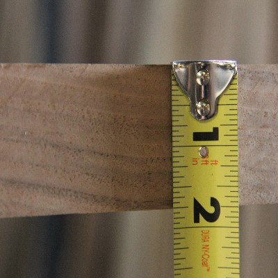8/4 Surfaced 2-Sided Straight-lined 1 Edge