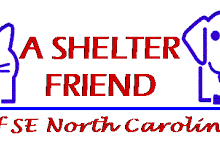 A Shelter Friend of SE North Carolina