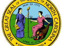 State of North Carolina logo