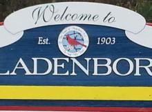 Bladenboro Entrance