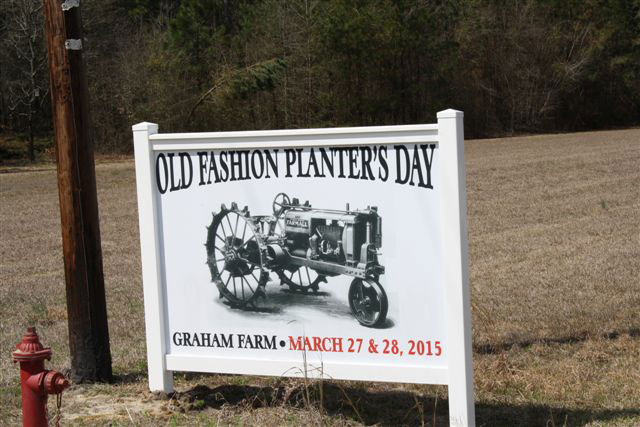 Old Fashioned Planter's Day