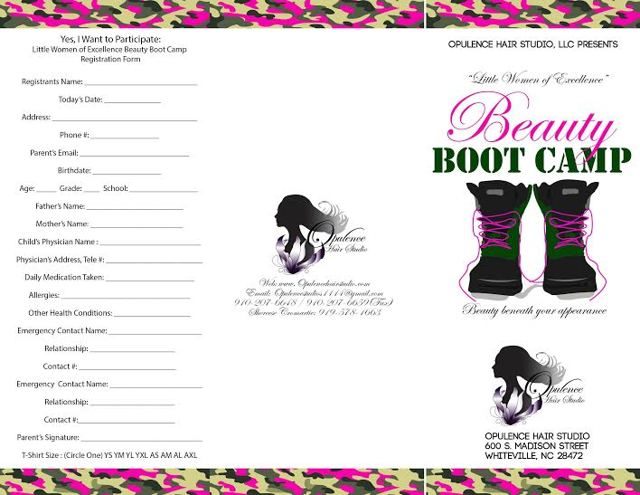 Beauty Boot Camp