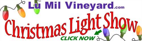 Lu Mil Light show ad