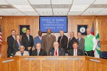 Bladen County Board of Commissioners 2015