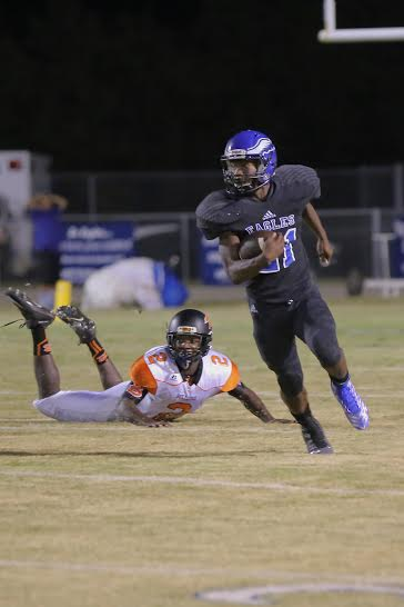 East Bladen's Ethan Hines  Named to All-Region Team