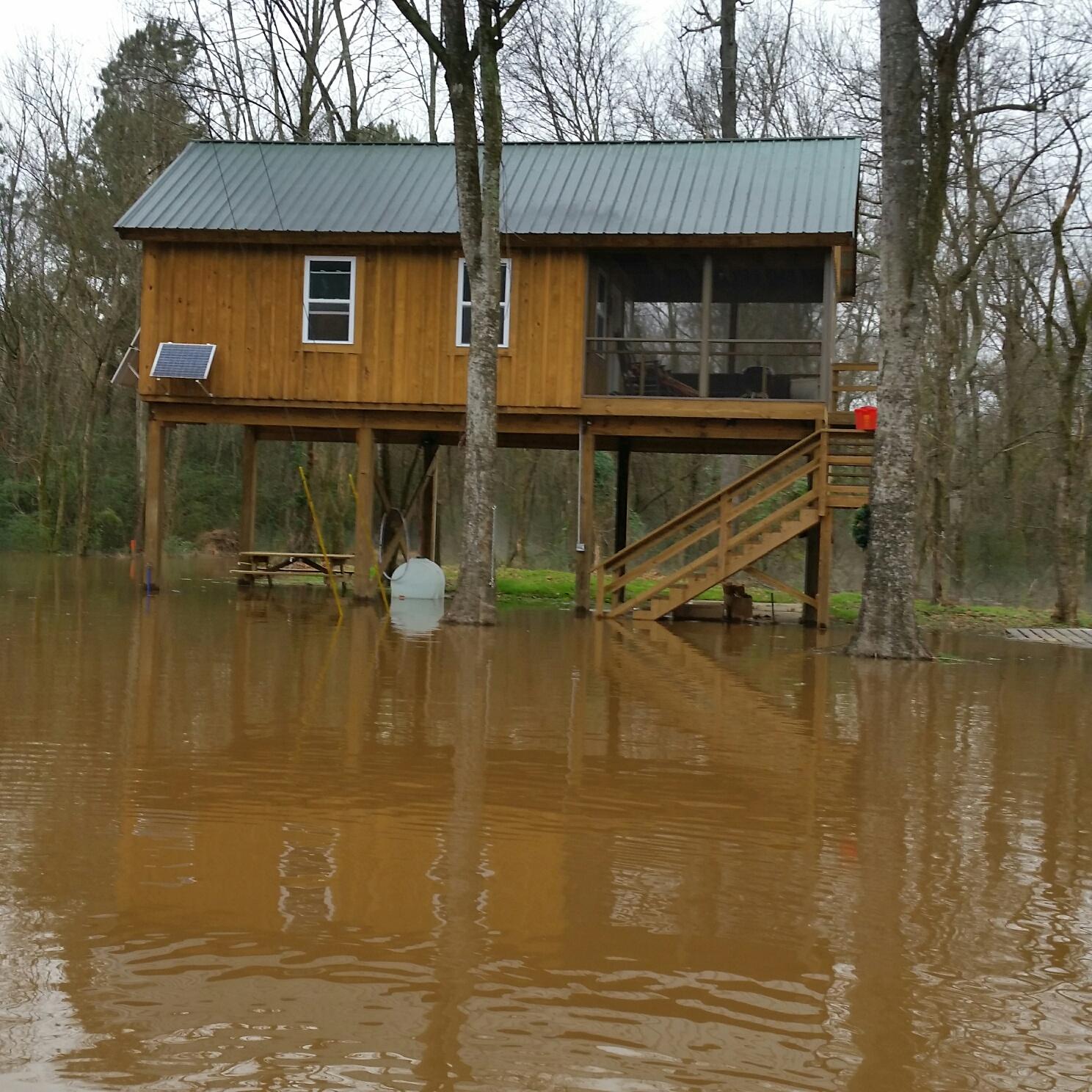 Greene's Pond Flooding2