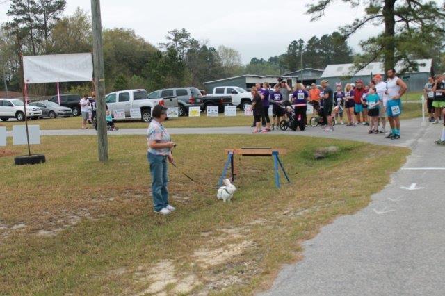 Bunny Fun Run for Bladen County Relay for Life 15