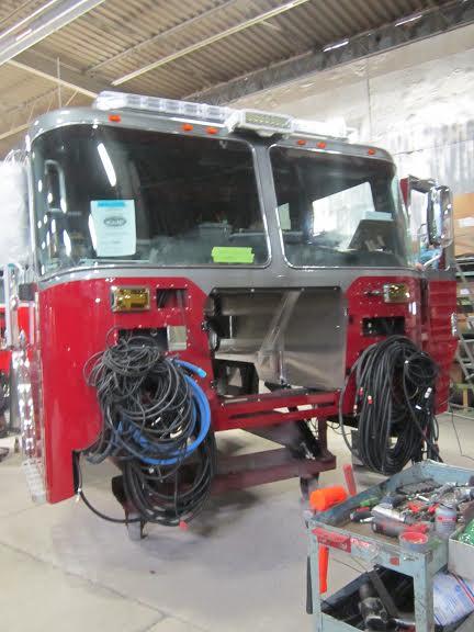 Elizabethtown Fire Truck coming soon