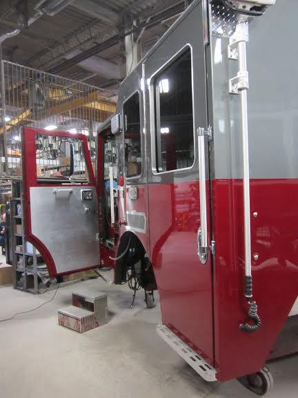 Etown Fire Truck