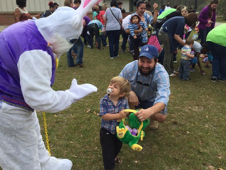 Jones Lake State Park holds Easter Egg Hunt, marks state parks centennial 14