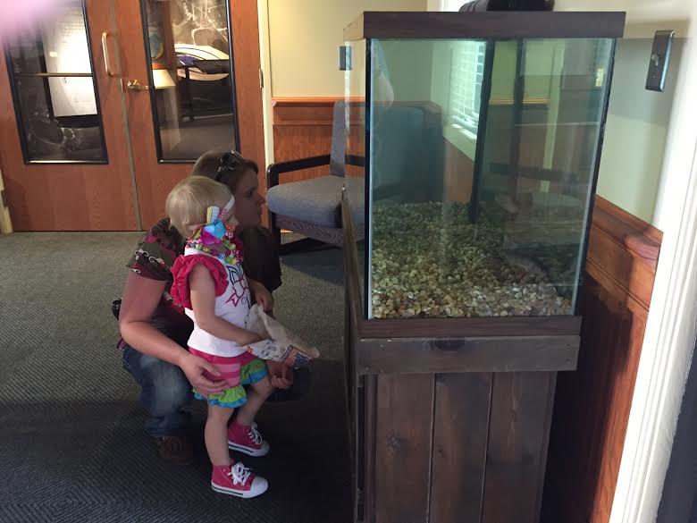 Jones Lake State Park holds Easter Egg Hunt, marks state parks centennial 16