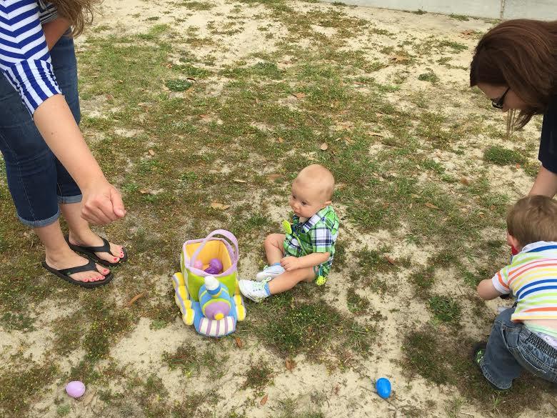 Jones Lake State Park holds Easter Egg Hunt, marks state parks centennial 7