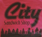 City Sandwich Shop