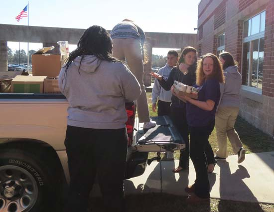 WBHS Food Drive 01