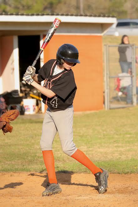 Bladenboro vs ETOWN baseball 9