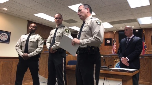 Sheriff Promotions 1