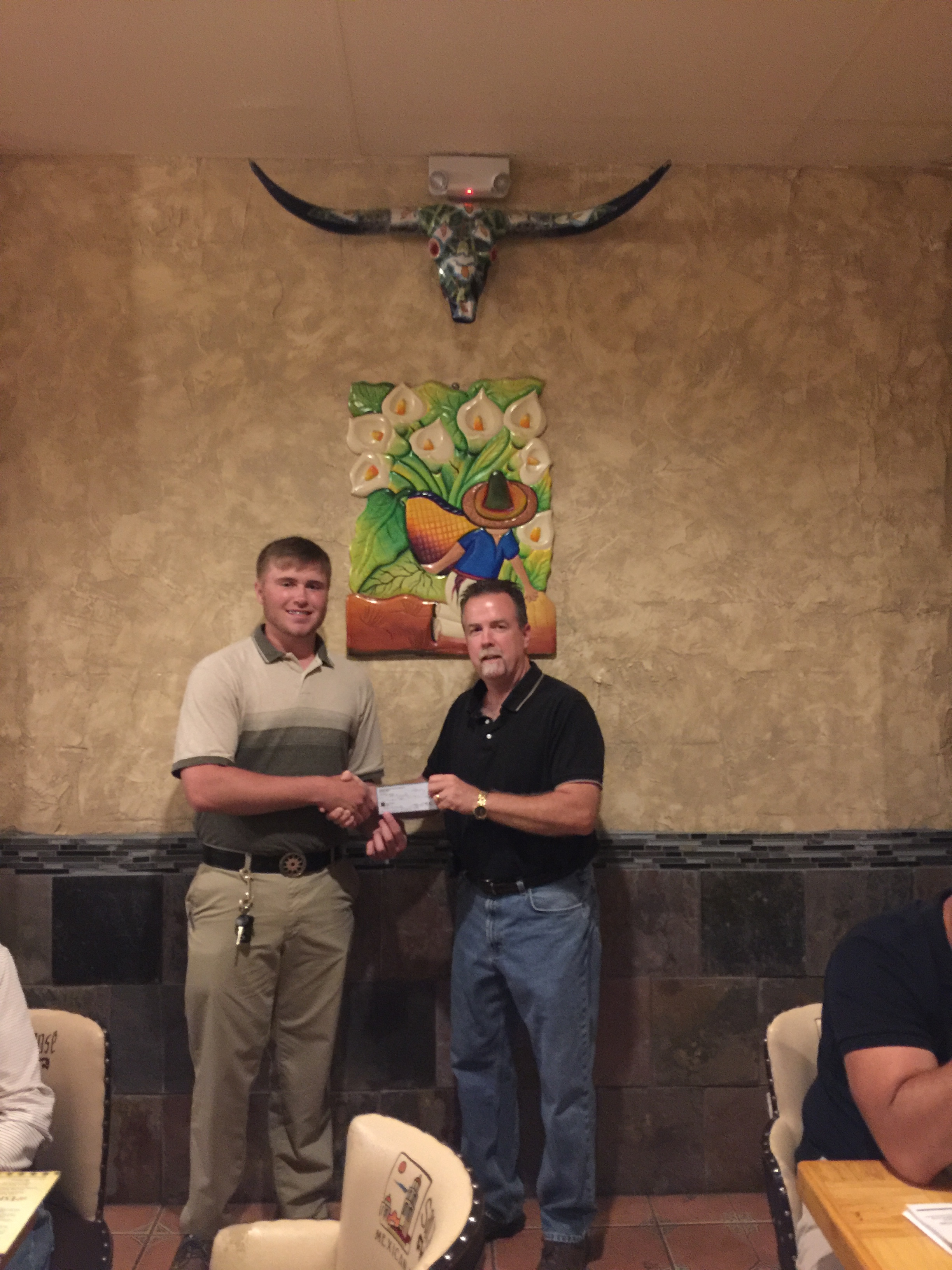 Sean Nunnery Soil and Water Scholarship