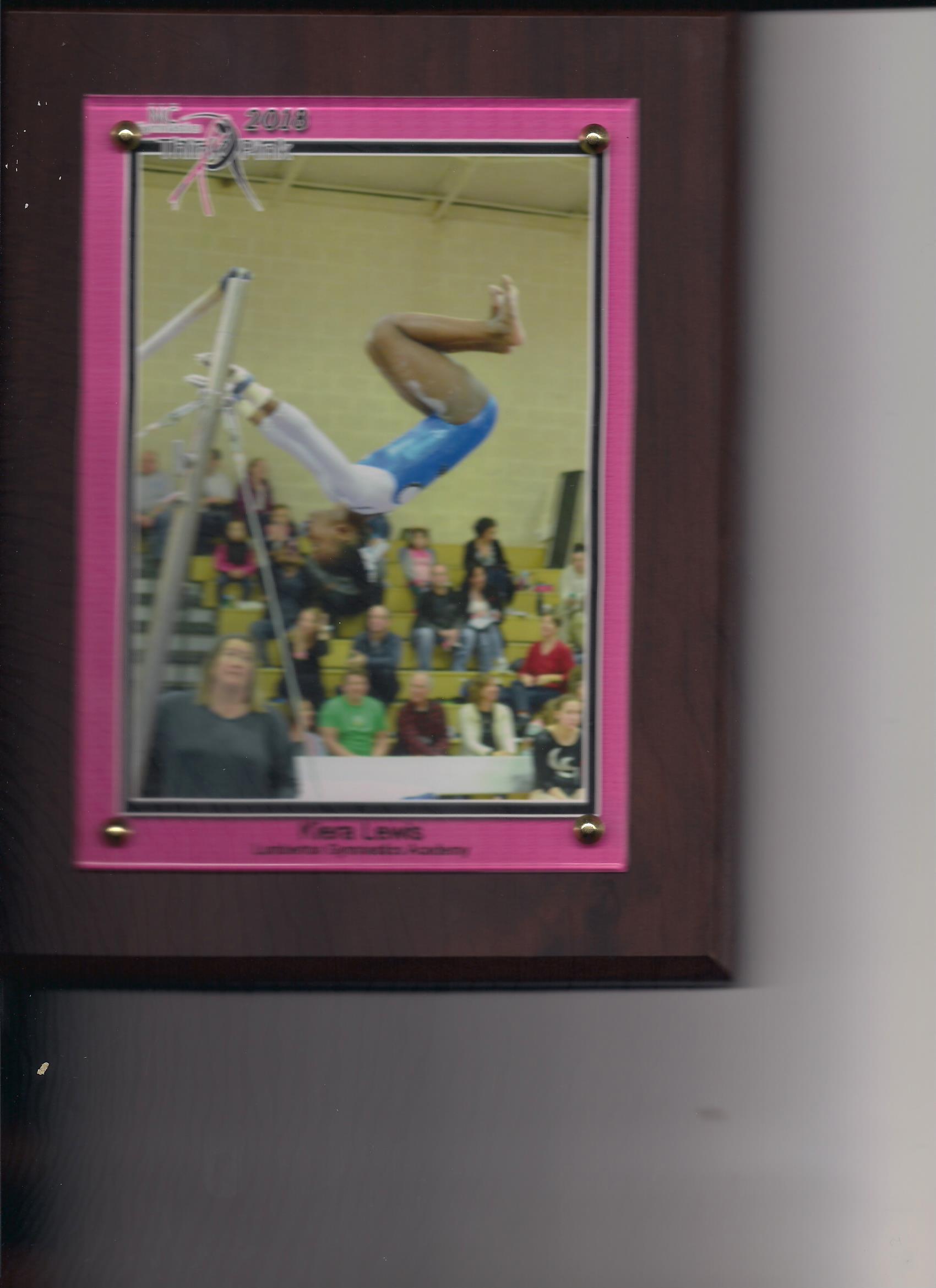2018 Think Pink Lumberton Gymnastics Academy