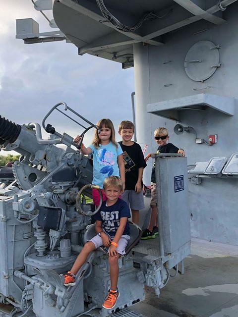 USS Yorktown Pack 600 I