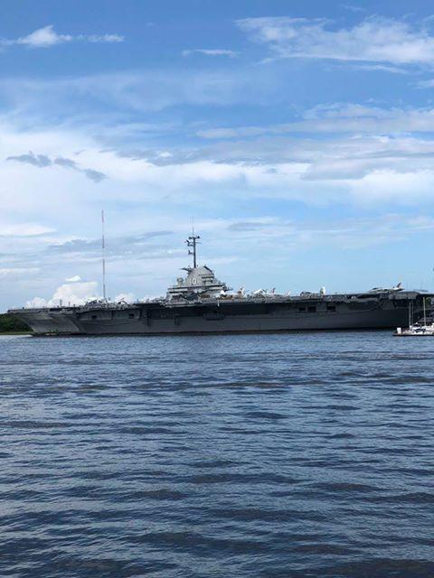 USS Yorktown Pack 600