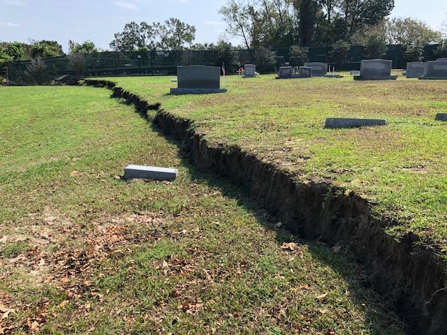 Hurricane Florence City Cemetery 2