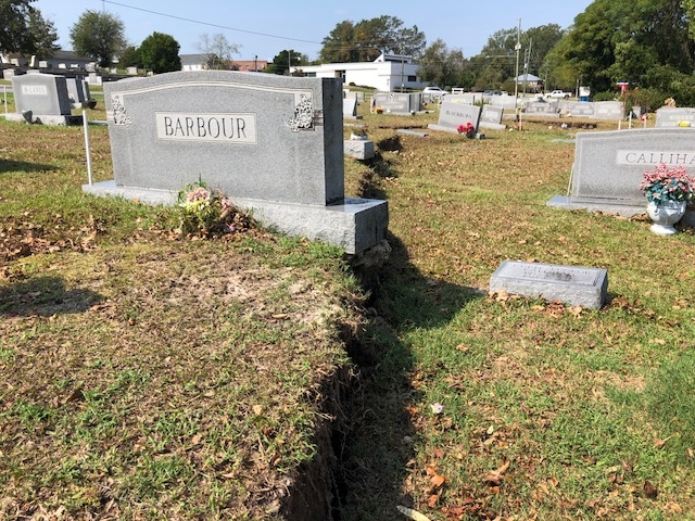 Hurricane Florence City Cemetery 3