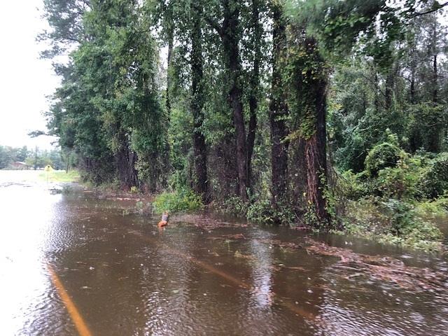 Hurricane Florence Elizabethown Flooding Sept 16, 2018 4