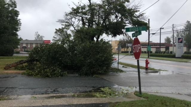 Hurricane Florence Elizabethtown After Storm 4