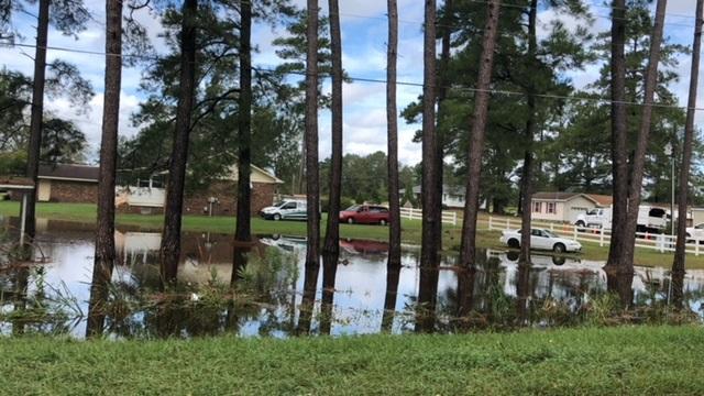 Hurricane Florence Monday Sept 17, 2018 C