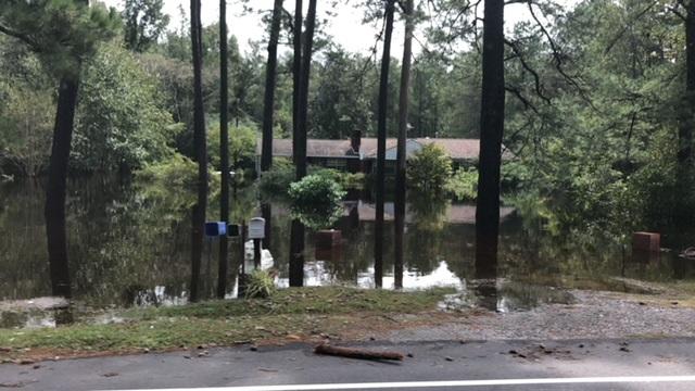 Hurricane Florence Monday Sept 17, 2018 H