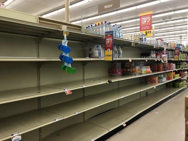 Store aisles 2