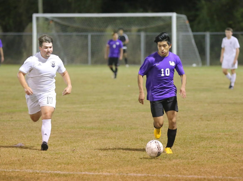 East Bladen vs West Bladen boys soccer 10