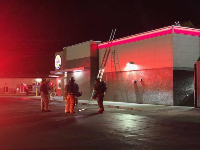 Burger King Fire 2